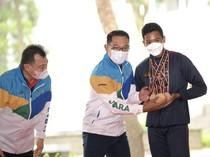 Aflah Fadlan Diguyur Bonus Rp 1,7 M, Kang Emil: Ditabung Ya