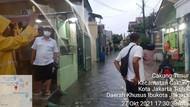 Hujan Guyur DKI, Perumahan di Cakung Timur Sempat Banjir 1 Jam