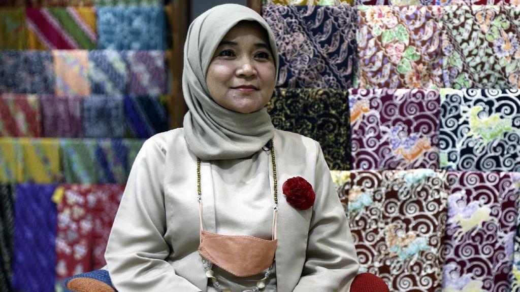 Top! Batik Made in Bogor Sudah Tersohor ke Asia hingga Timur Tengah