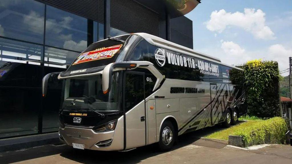 Pengguna Sasis Bus Volvo B11R Bertambah Lagi, Kali Ini PO Sudiro Tungga Jaya
