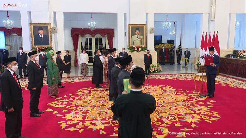 Dua Alumni UIN Jakarta Jadi Duta Besar LBBP RI, Ini Daftar Lengkapnya