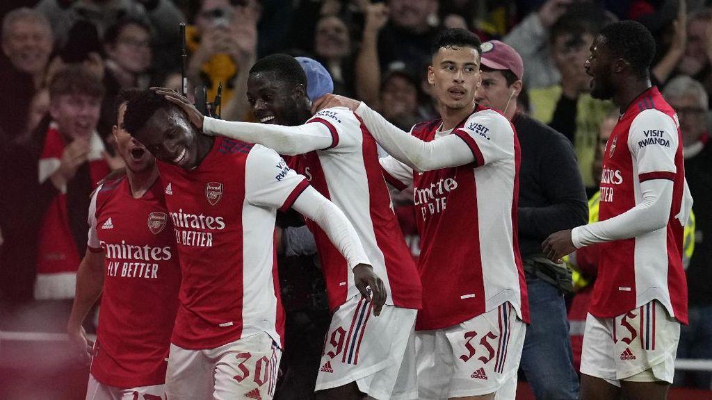 Arsenal Sedang Dalam Laju Bagus
