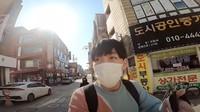 Eksperimen Daud Kim, YouTuber Mualaf Saat Cari Makanan Halal di Korea