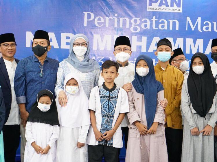 Foto: PAN Gelar Peringatan Maulid Nabi