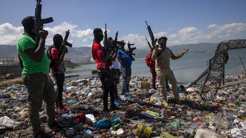 Geng Bersenjata Makin Marak di Haiti