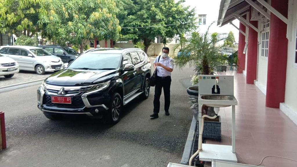 Kadis Penanaman Modal Aceh Diperiksa KPK Terkait Izin PLTU