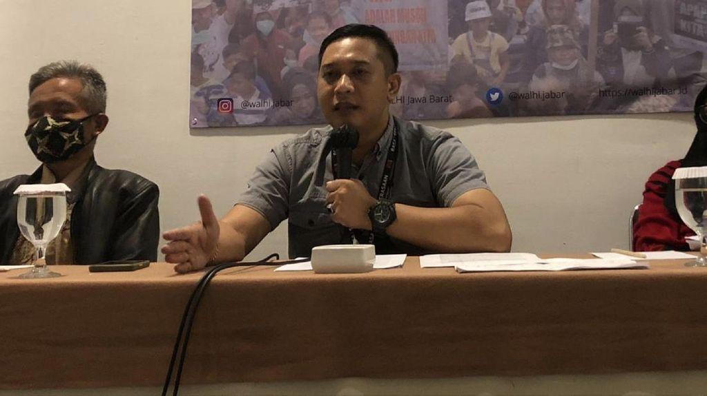 WALHI Ungkap Dampak Negatif Aktivitas Tambang Semen di Sukabumi