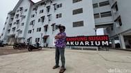 Melihat Aktivitas Warga di Kampung Susun Akuarium yang Dibangun Anies