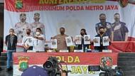 8 Pelaku Begal Pesepeda di DKI Ditangkap, Ada yang Sudah Beraksi 30 Kali