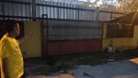 Alasan Pelaku Tutup Jalan ke Rumah Warga dengan Tembok di Medan