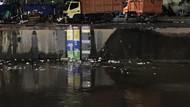 Jakarta Hujan Deras, Pintu Air Manggarai Masih Normal Malam ini