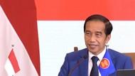 Hadir Virtual di KTT Asia Timur, Jokowi Ajak Bangun Kawasan Aman-Sejahtera