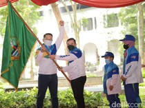 Tekad Jabar Kawinkan Gelar Juara Umum PON-Peparnas Papua 2021