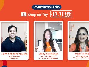 ShopeePay Tebar Cashback-Voucher Belanja di ShopeePay 11.11 Big Deals