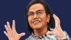 Kejar Utang BLBI Anak Soeharto, Sri Mulyani Tak Segan Ambil Tindakan