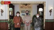 Sultan HB X Dukung Vaksinasi di Hari Sumpah Pemuda, Target 1.000 Orang