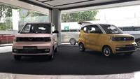 Wuling Pamer Mobil Listrik Murah Hongguang EV di Jakarta, Kapan Mulai Dijual?
