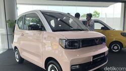 Akhirnya! Mobil Listrik Murah Meriah Wuling Hongguang EV Mendarat di Jakarta