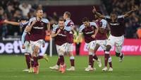 West Ham Vs Man City: The Citizens Tersingkir Lewat Adu Penalti