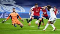 Madrid Vs Osasuna: El Real Tertahan 0-0 di Kandang