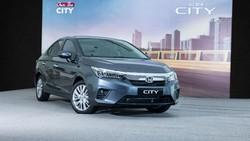 Harga dan Spesifikasi Honda City Generasi Kelima