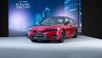 Honda Luncurkan Sedan City dan Civic RS Generasi Baru, Begini Penampakannya
