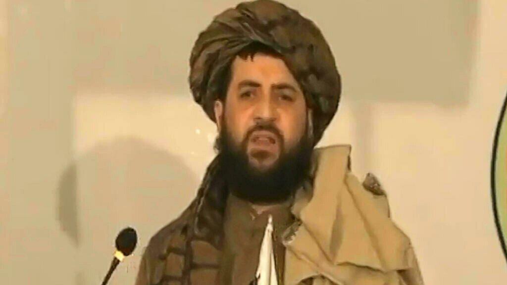Poles Citra Publik, Anak Pendiri Taliban Muncul Pertama Kali di TV