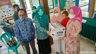 Anggota DPR RI Pantau Gizi Ibu Hamil dan Balita di Ponorogo