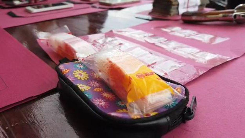 Ditangkap di Rumah Bandar-Positif Narkoba, Briptu AZ Diperiksa Propam