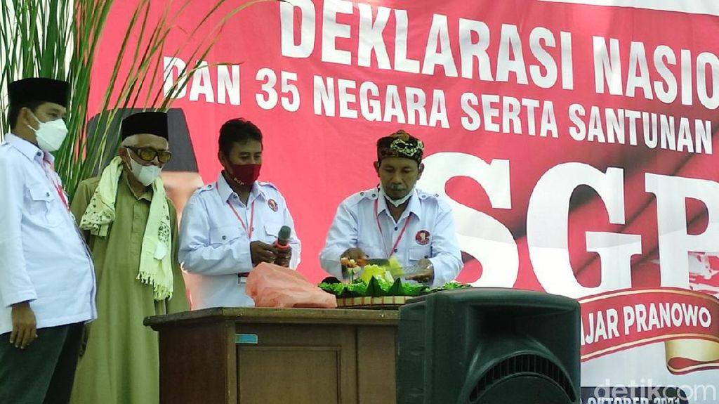 Deklarasi Dukung Ganjar Capres 2024 Kini Bergema di Semarang