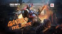 Gunzo Legendary Akan Segera Hadir di Garena Call of Duty: Mobile