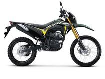 Motor Trail Honda New CRF150L Kini Punya Warna Baru, Gagah Nih!