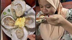 Demi Ngidam, Ibu Hamil Ini Nekat Makan Tiram Mentah