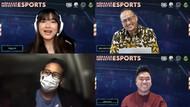 Sandiaga Uno dan Ridwan Kamil Buka Suara Soal Esports