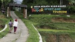Intip Pesona Kiarasari, Desa di Ujung Bogor Barat Bercorak Agrowisata