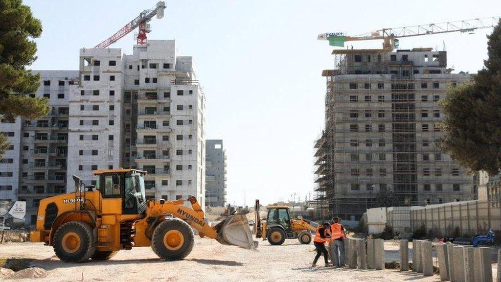 Israel Lanjut Bangun 3.000 Unit Permukiman Yahudi, Palestina: Ini Agresi!