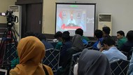 Ketua DPD Dorong Mahasiswa Pikirkan Persoalan Fundamental Bangsa
