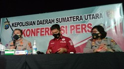 Pukul Anggota Ormas yang Menikamnya, Pedagang di Medan Jadi Tersangka
