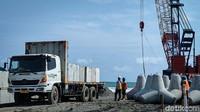 Update Terkini Proyek Penangkal Banjir YIA Rp 764 Miliar