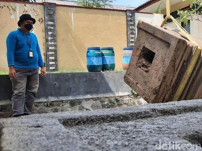 35 Benda Cagar Budaya di Klaten Tak Terawat Dievakuasi ke Monumen Juang
