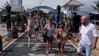 Wisatawan Asing di Pulau Dewata Bali Kembali Bergeliat