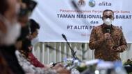 Penyediaan Sarana Komunikasi di Taman Nasional Bali Barat