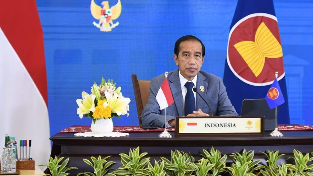 Jokowi Minta Magang-Penelitian di Perusahaan Kesehatan India Diperluas