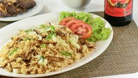 Resep Nasi Goreng Bandung Berbumbu Kencur yang Harum dan Sedap