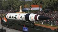 India Uji Coba Rudal Balistik Antarbenua Saat Bersitegang dengan China