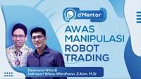Muslihat Robot Trading Abal-abal Bikin Boncos