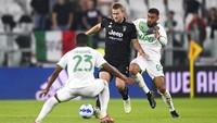 Juventus Keok, 3 pemain Ini Dapat Rapor Merah