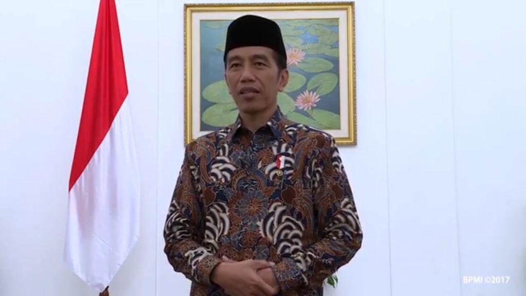 Netizen Banjiri Instagram Jokowi dengan Ucapan Puasa