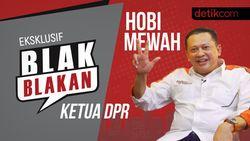 Blak-blakan Hobi Mewah Ketua DPR
