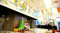 Berkonsep Kebudayaan Makassar, Hotel Ini Nyeni Banget
